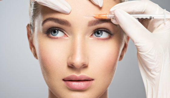 A solution to lines across the forehead, between your brows and those pesky crow's feet around the eyes. This treatment will leave you fresh faced and appearing well rested.